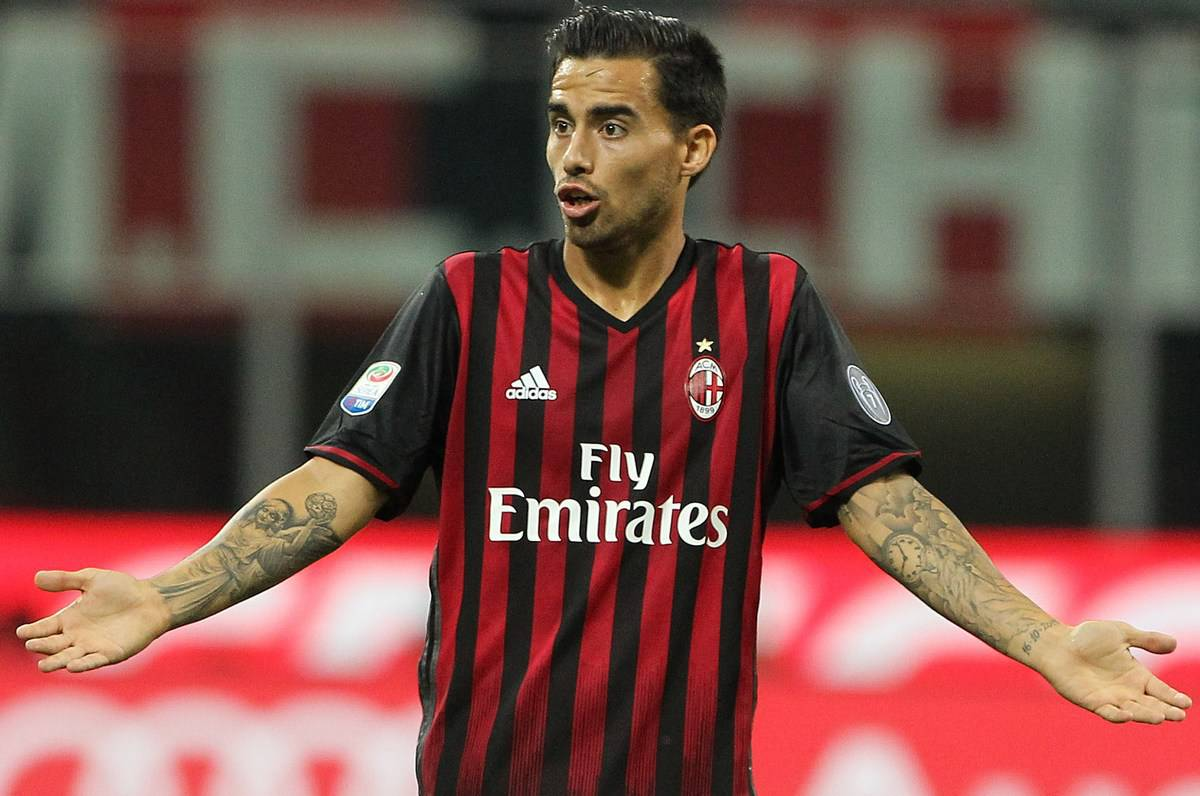 Atletico Madrid are eyeing Suso