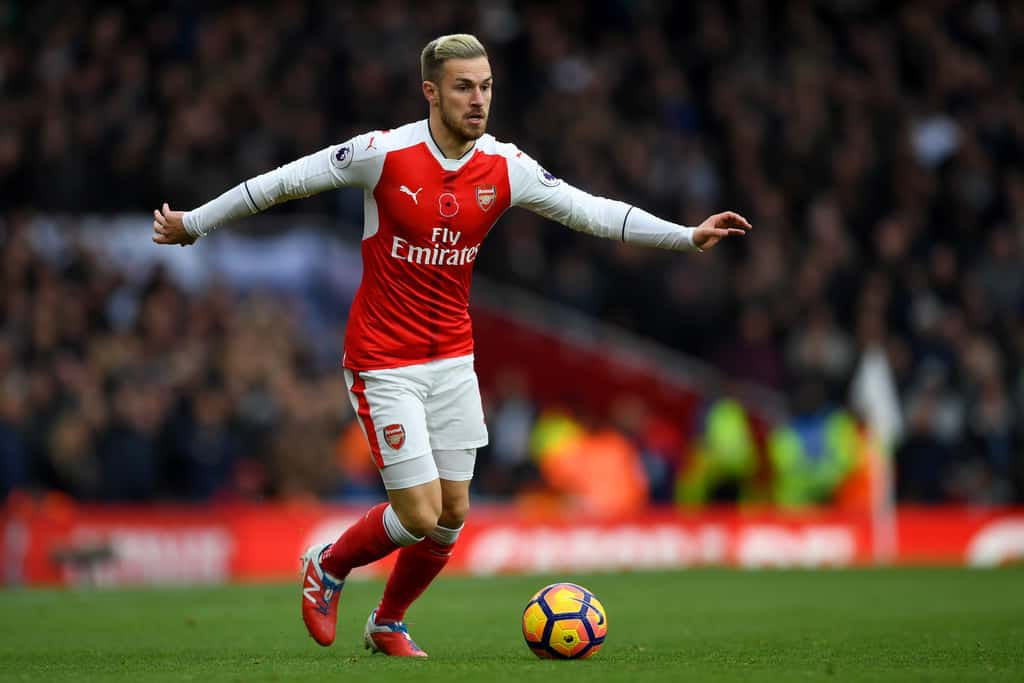 Ramsey reveals story behind his Arsenal move