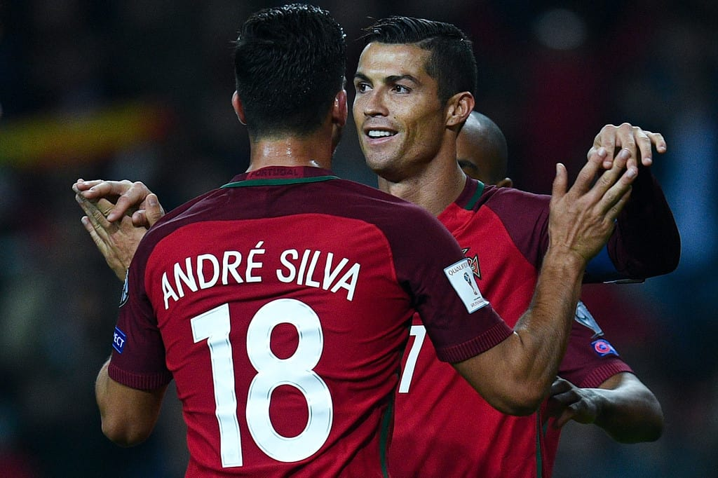 Manchester United target Portugal striker