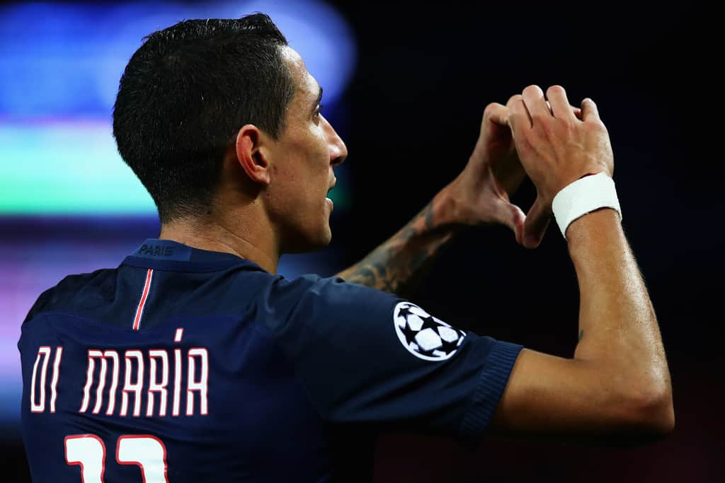 Inter Milan will reportedly look to sign Angel Di Maria from Paris St-Germain if they cannot get James Rodriguez from Real Madrid.