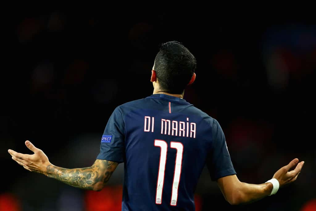 Di Maria doubtful against Arsenal