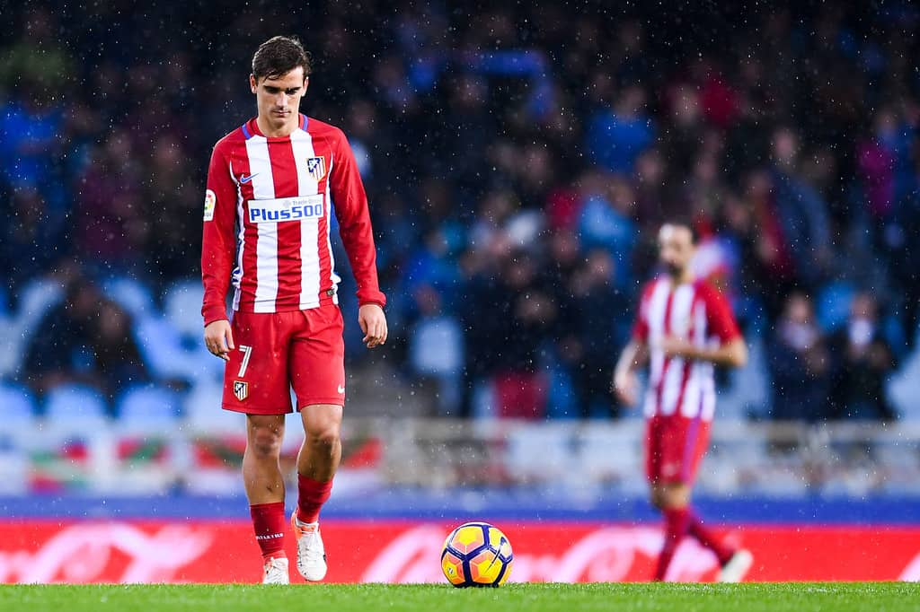 Griezmann not for sale