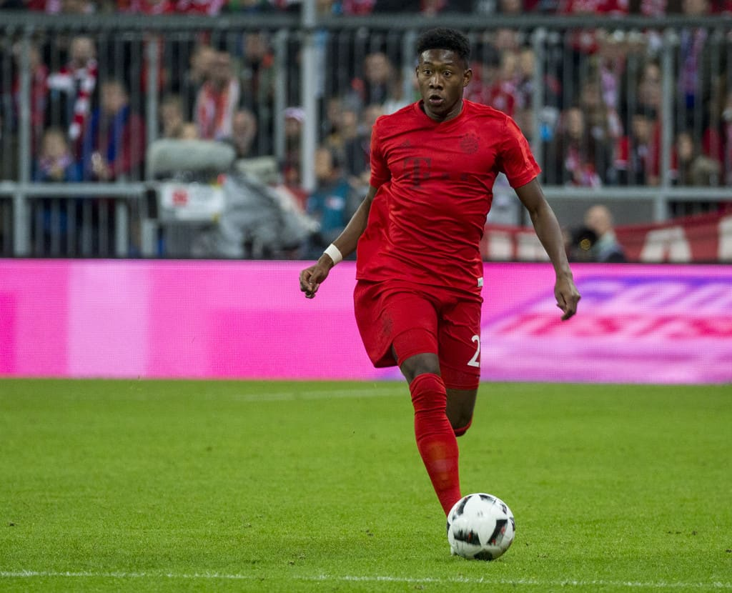 Mourinho eyes David Alaba