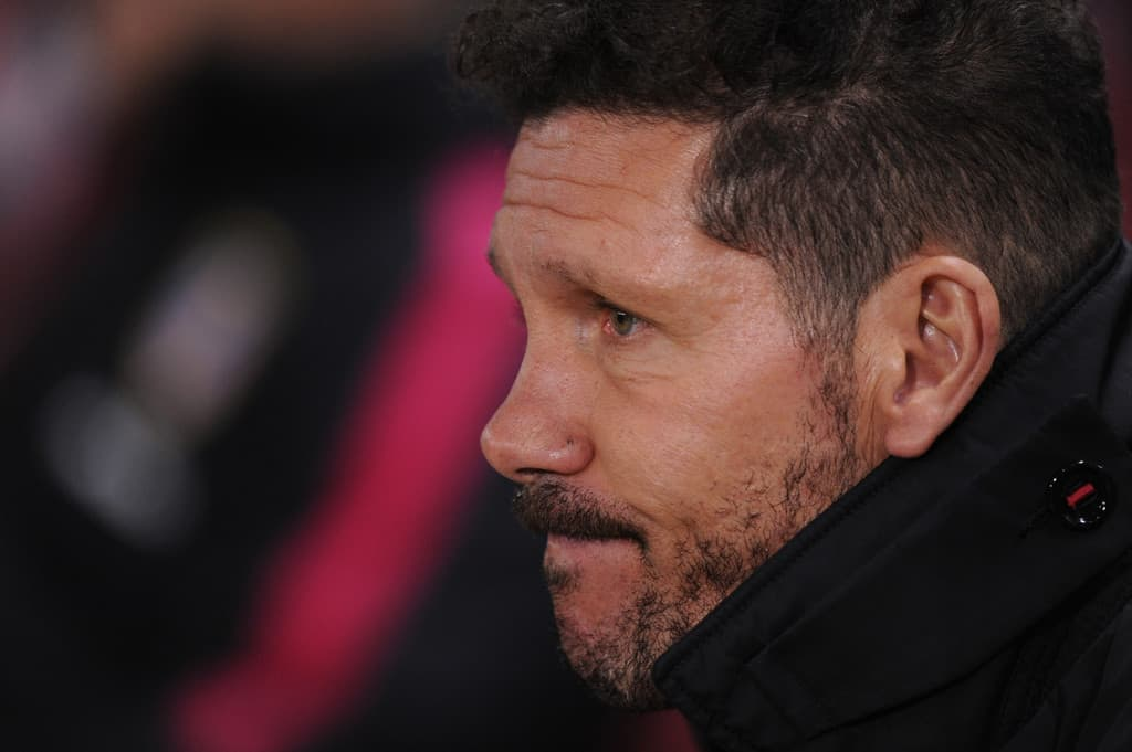 Arsenal hope to bring Simeone to London