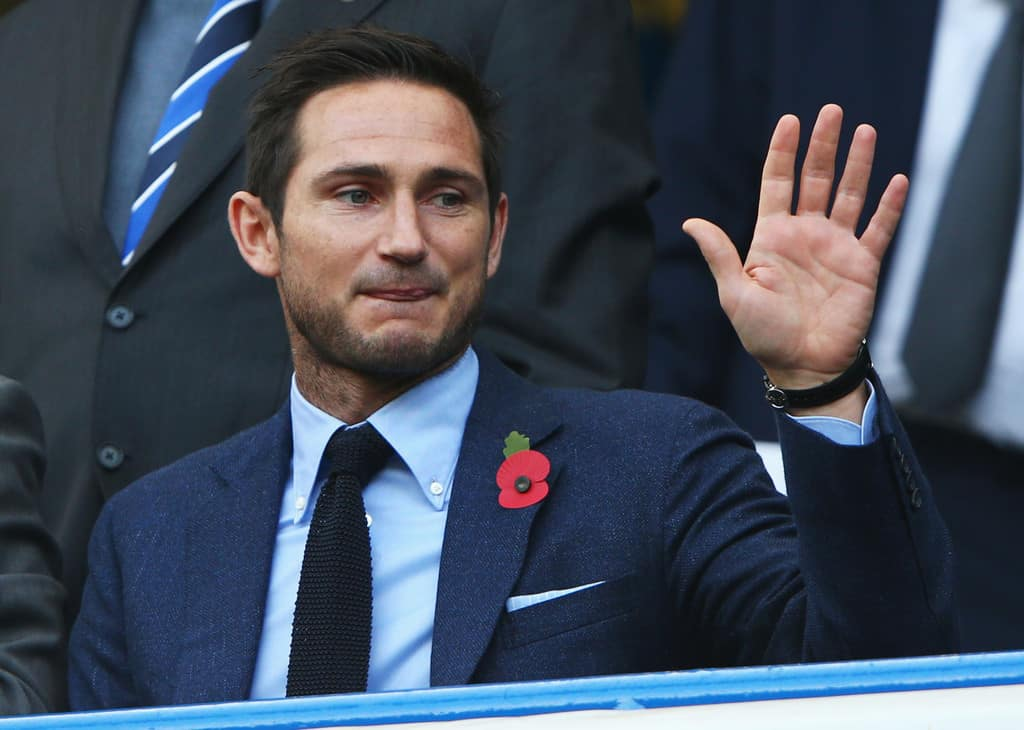 Chelsea ready to offer job to Lampard
