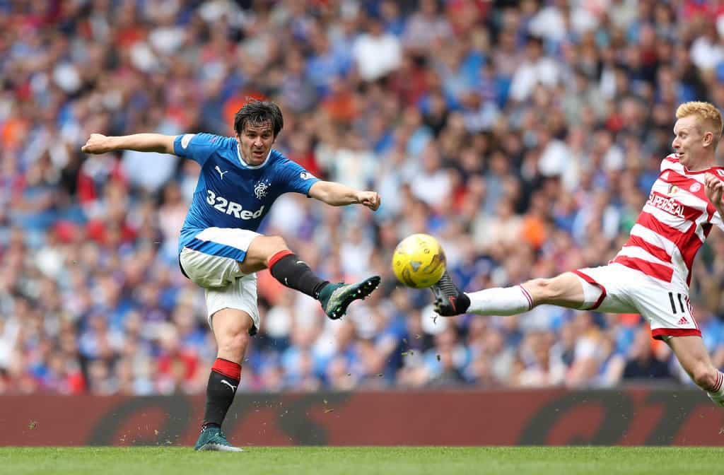 Joey Barton has been signed off with stress - and hasn't been seen at Rangers training ground for nearly a week.