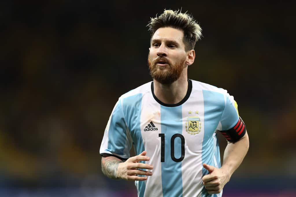 Argentina defeat Colombia and boost their chances of WC 2018 promotion