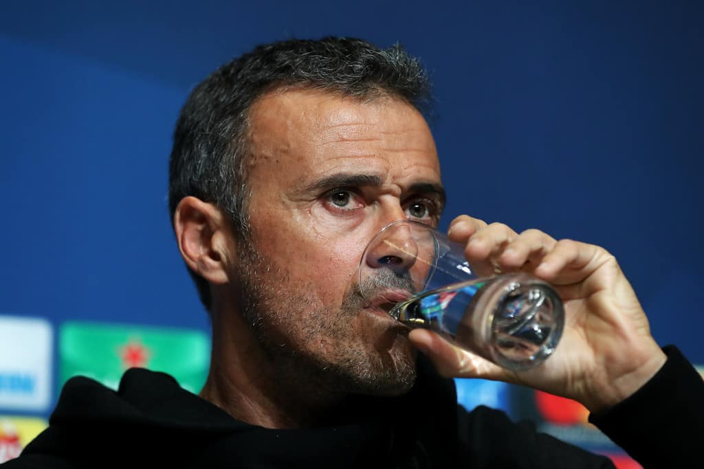 Luis Enrique: We are open to winter transfers