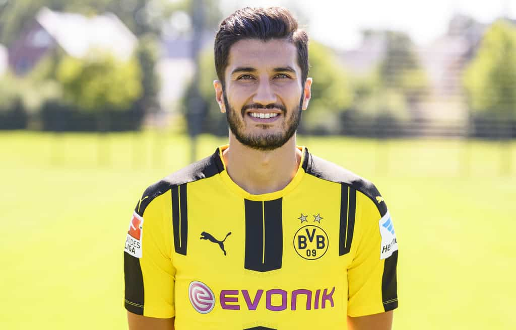 Borussia Dortmund midfielder Nuri Sahin almost packed his suitcase for leaving.