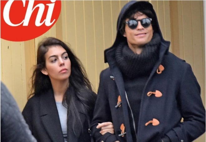 Cristiano Ronaldo spotted with new girlfriend in Paris [Photo]