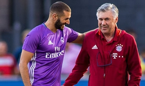 Ancelotti: I am sad not to see Benzema in France team