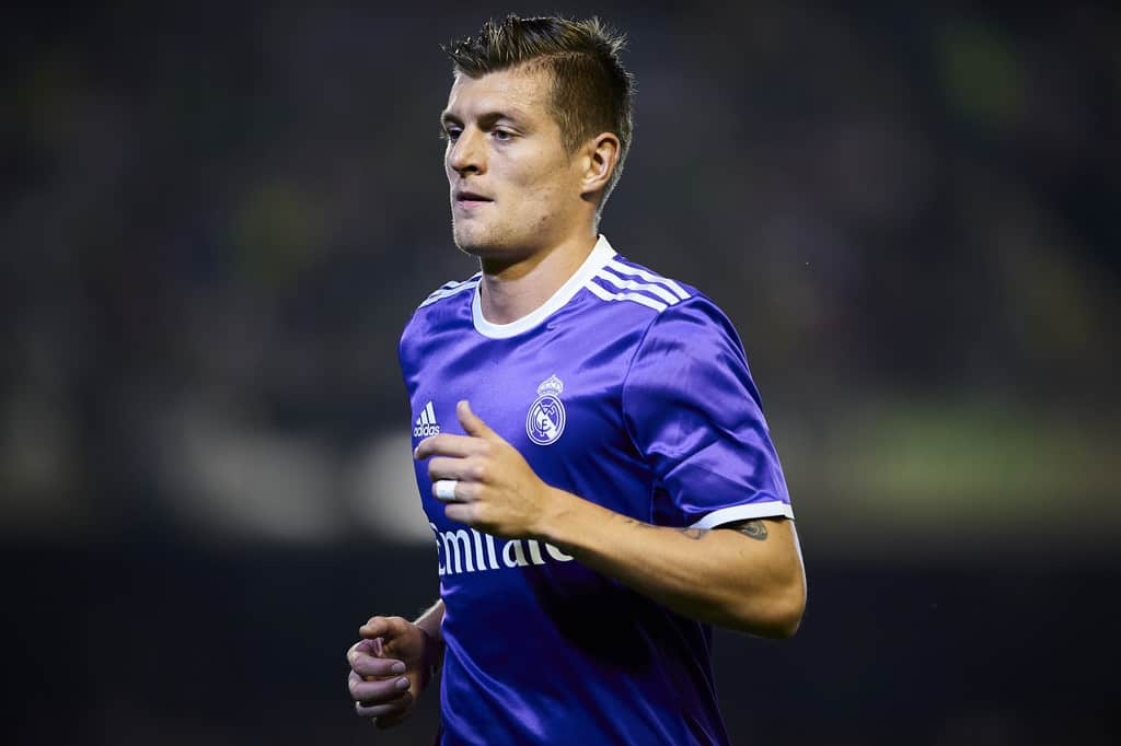Kroos injury update confirms he is out for 2 months