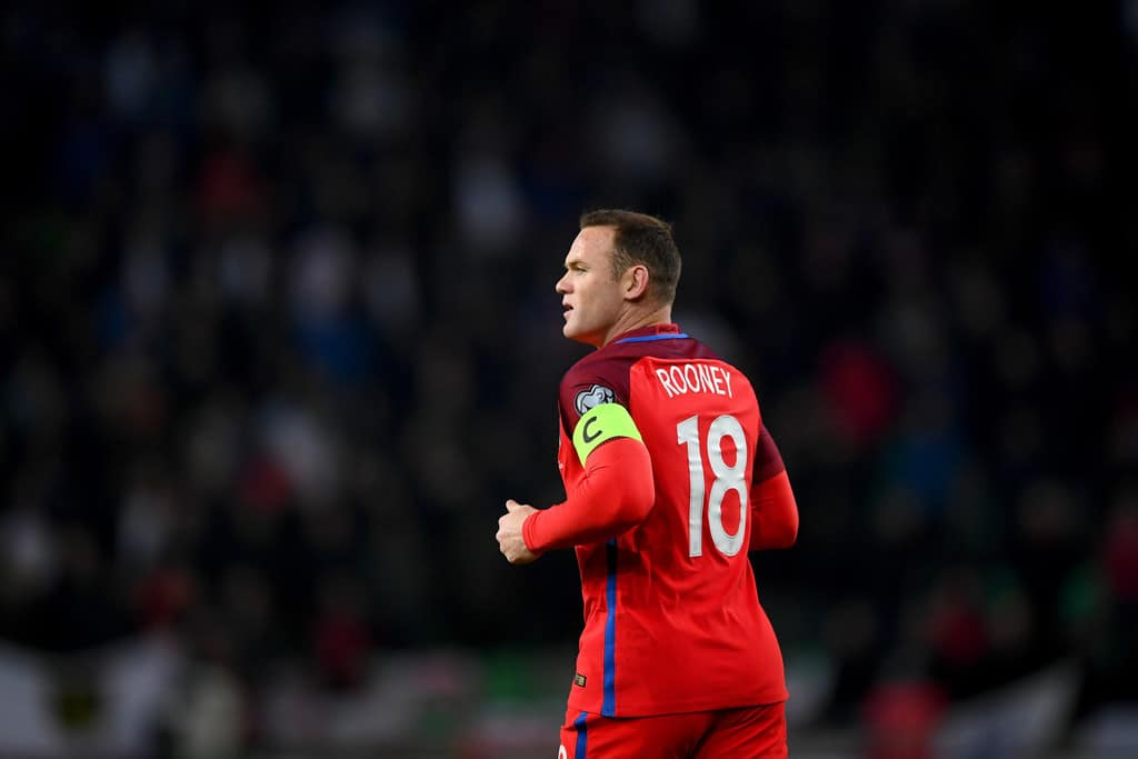 Sven Goran Eriksson insists he has never discussed signing Wayne Rooney for Chinese side Shanghai SIPG.
