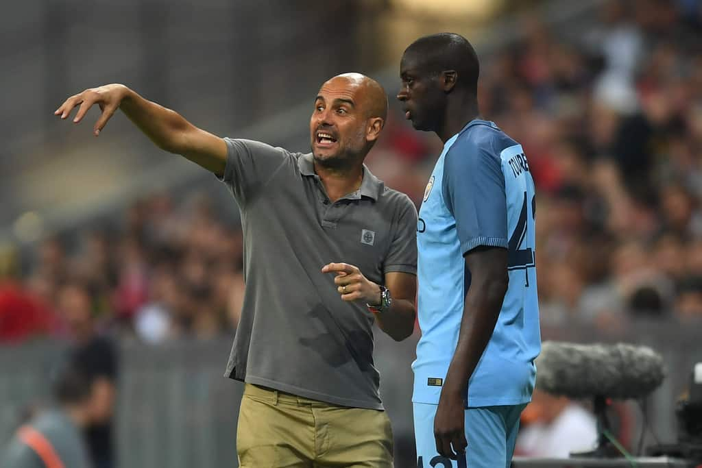 Man City midfielder Yaya Toure has apologised to the club's management team on behalf of himself and agent Dimitri Seluk.