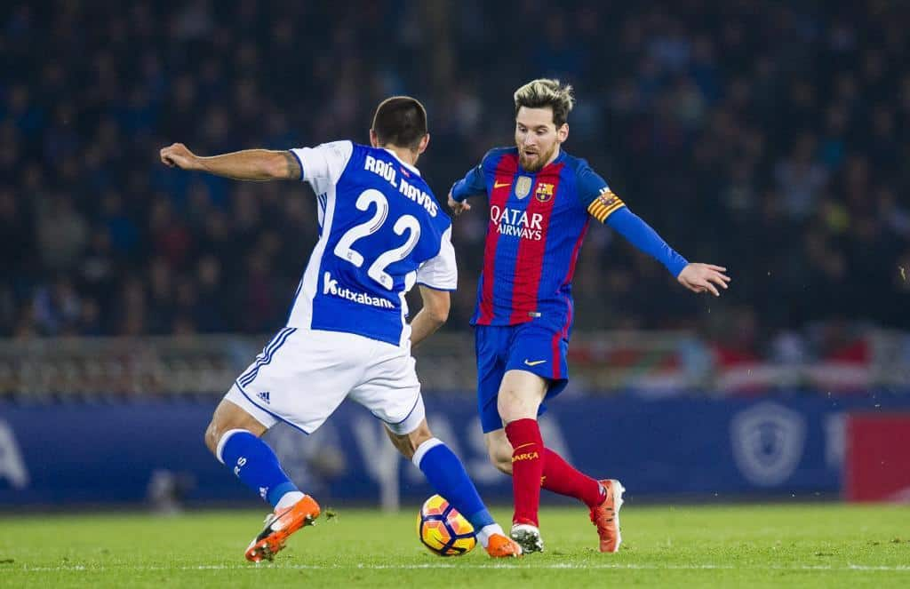 Barcelona stopped by Real Sociedad ahead of coming El Clasico