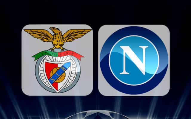 Benfica vs Napoli Match Preview Prediction UEFA Champions League Group B 6th December 2016 - Champions League. Benfica vs Napoli. Preview