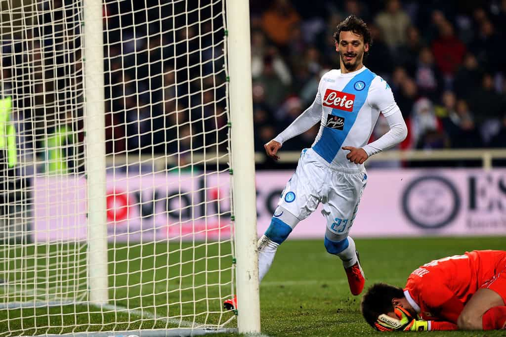 Gabbiadini to leave Napoli