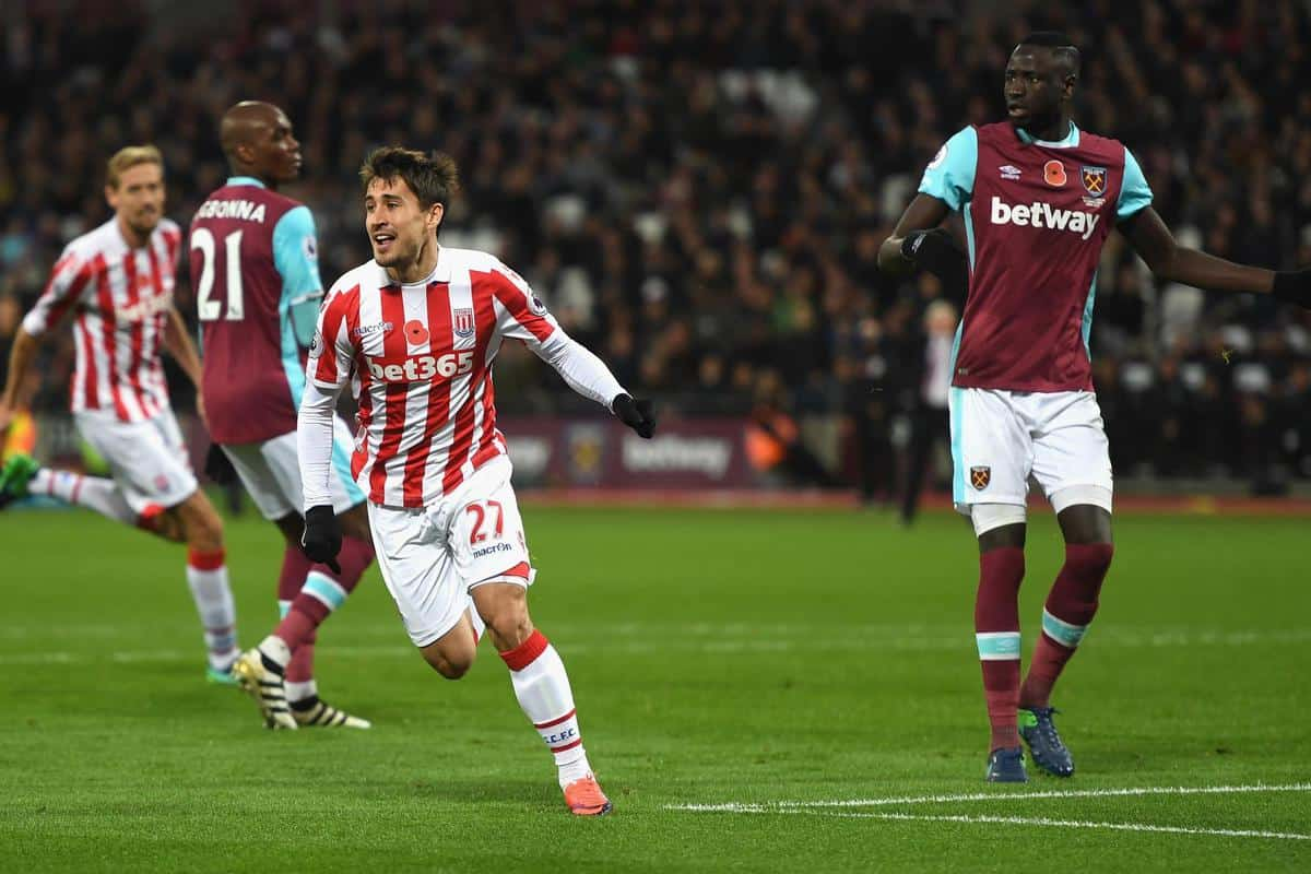 Bojan Krkic has told Stoke City he wants to leave