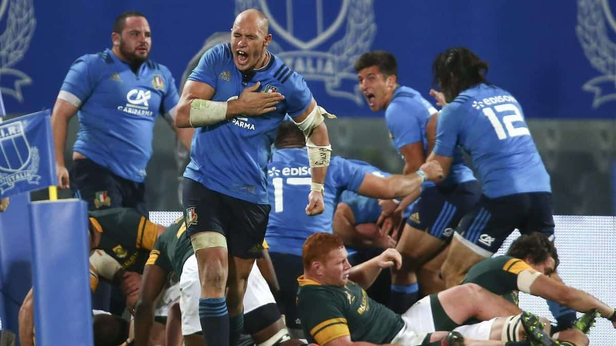 Italy names 32-men squad for Six Nations