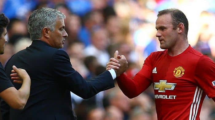 Manchester United manager Jose Mourinho won't stand in Wayne Rooney's way if he wants to move to China.