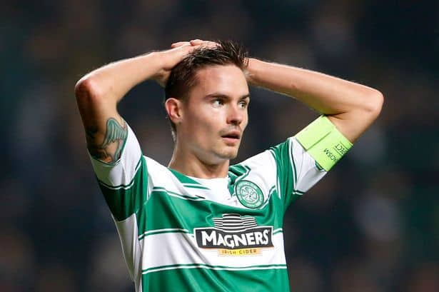 Celtic fullback Mikael Lustig has signed a contract extension