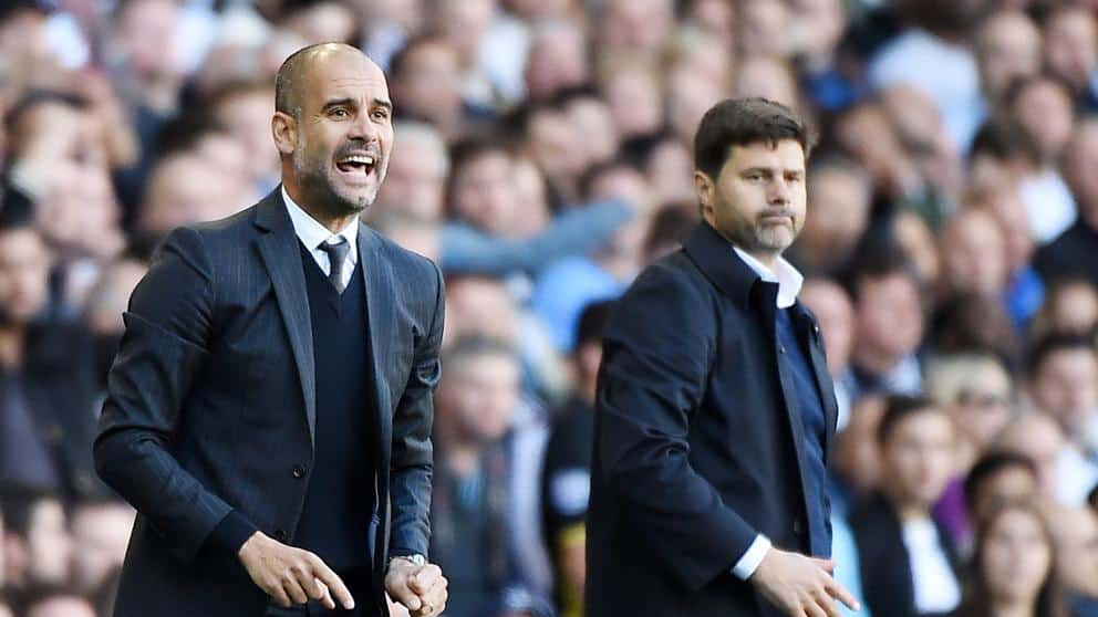 Guardiola vs Pochettino