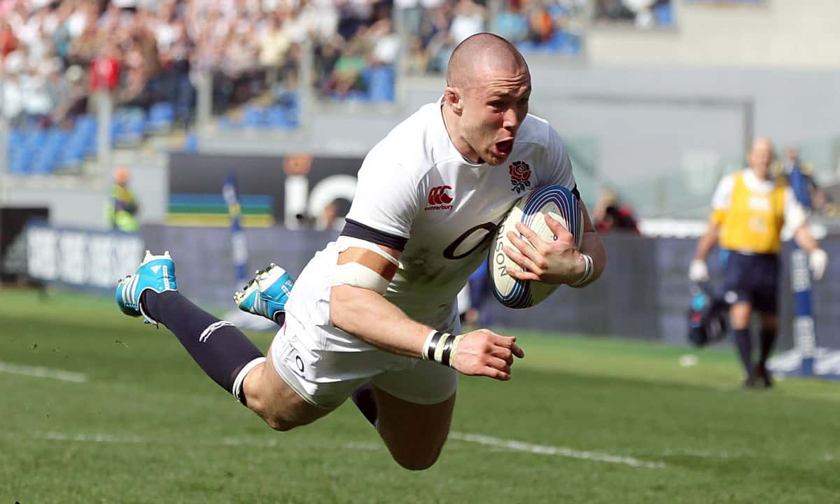 Mike Brown and England remains the same – become the world's No 1 ranked team