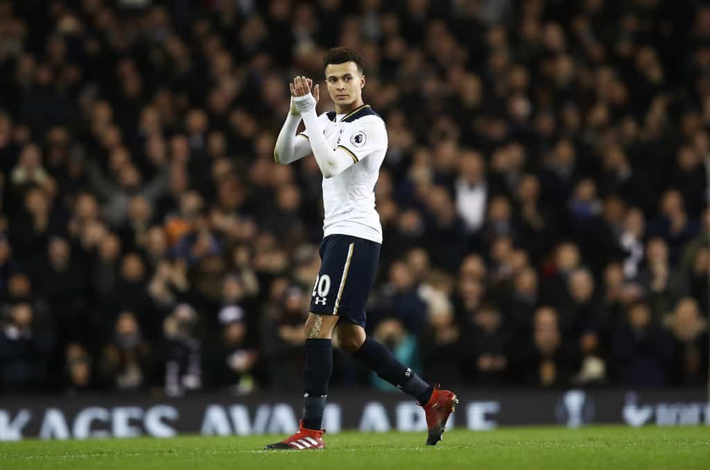Real Madrid not interested in Dele Alli