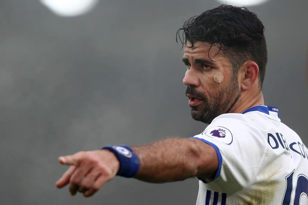 Diego Costa on China move