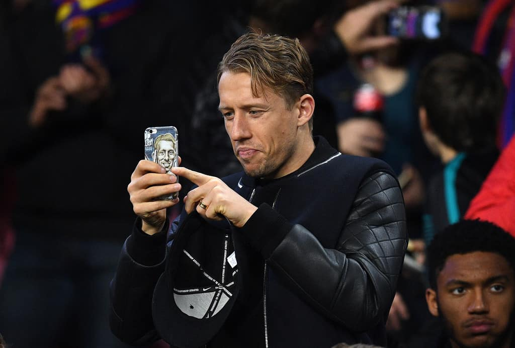 Lucas Leiva unsure about his future at Liverpool