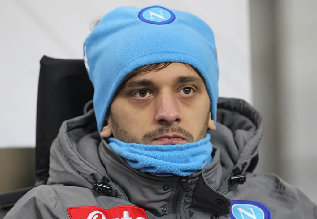 Manolo Gabbiadini on verge of moving to Southampton