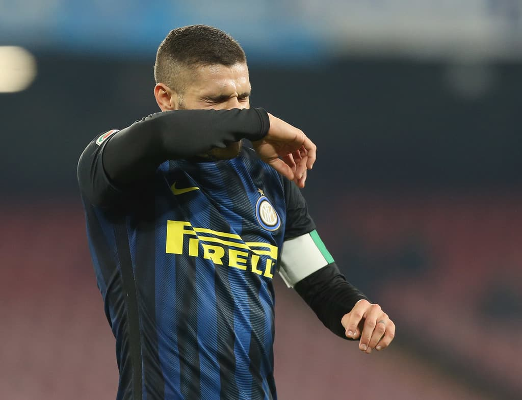 Inter Milan captain Mauro Icardi says he will not leave to play in China until later in his career.