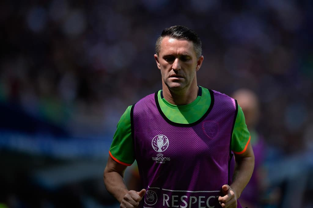 Robbie Keane to be back to UK