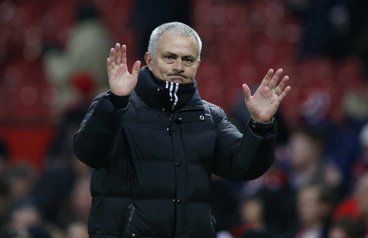 Mourinho has warned his side that their job is not yet complete