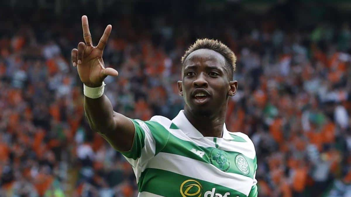 Real Madrid have become the latest side to join the Europe-wide battle for Celtic's Moussa Dembele