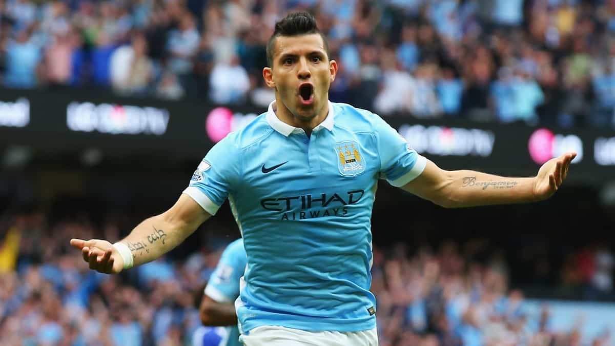 Aguero ready to stay at Man City