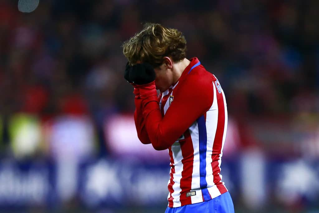 Griezmann has doubts about Man Utd move