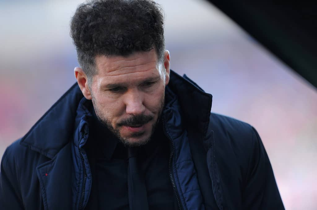 diego simeone about Barcelona defeat