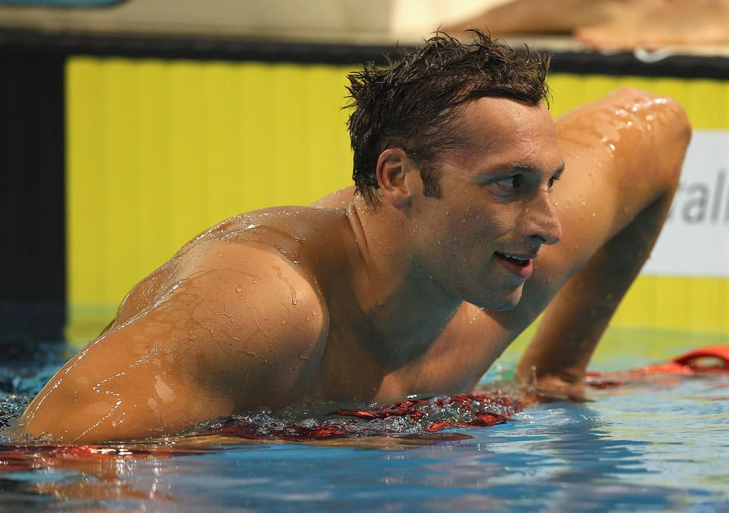 Ian thorpe, olympian swimmer, comes out as gay