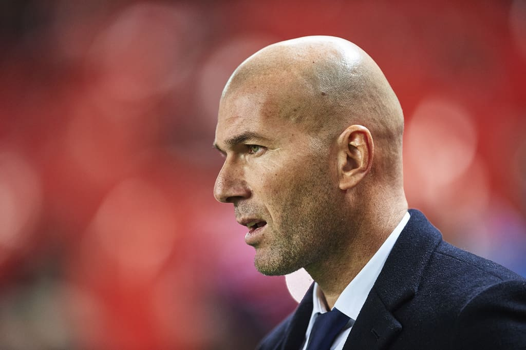 Zidane happy with victory but cautious ahead of next game