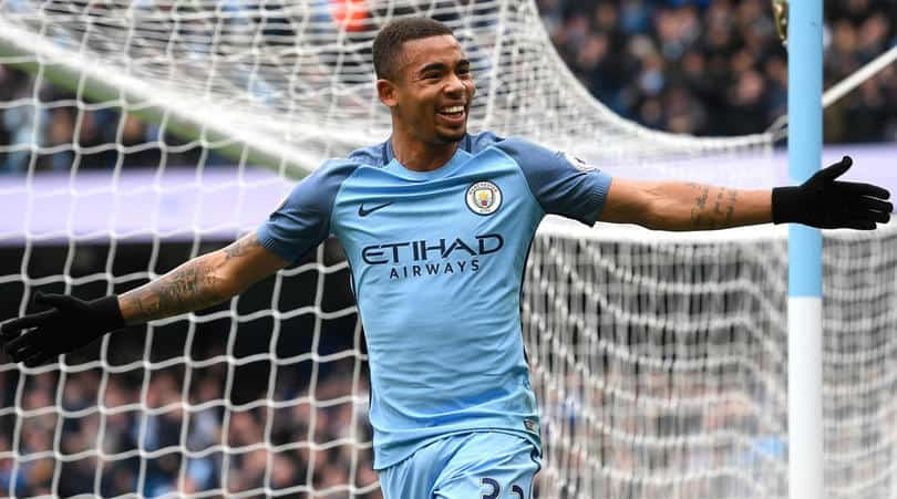 Ronaldinho believes Gabriel Jesus can succeed Messi