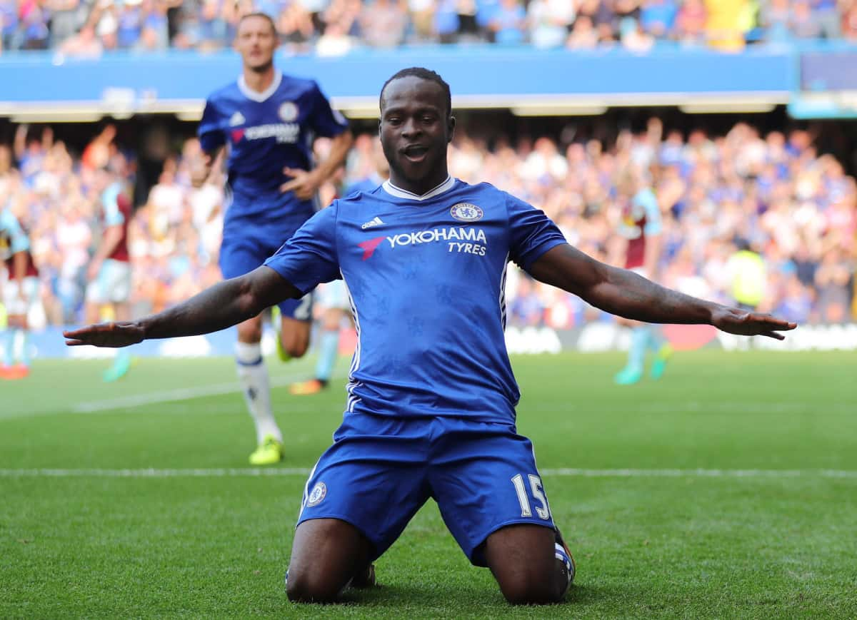 Victor Moses has signed a new contract