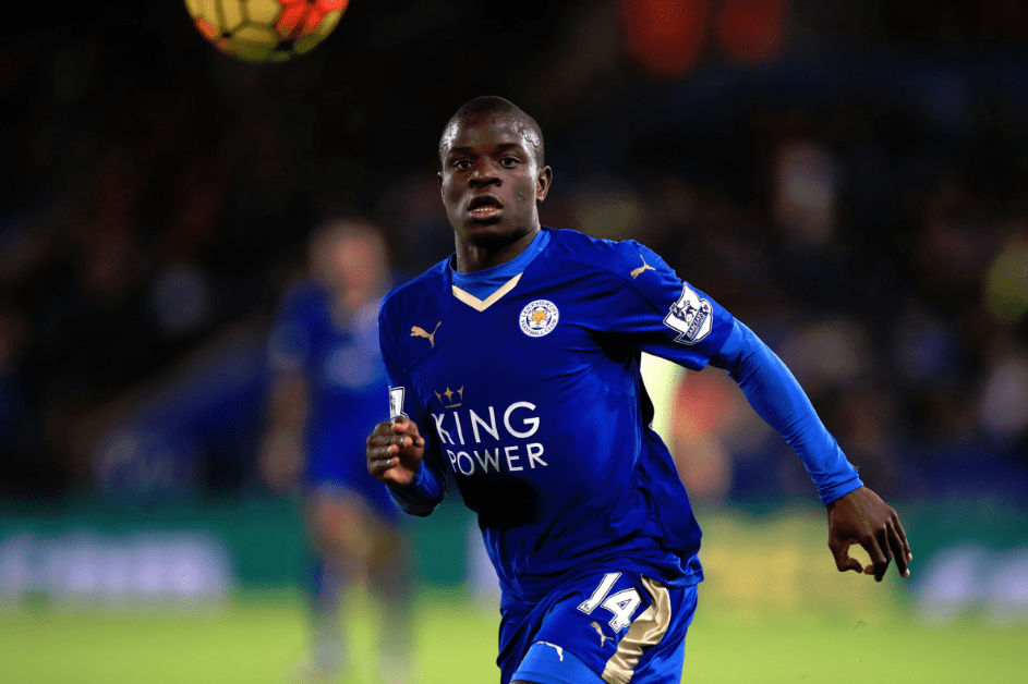 Kante believes his decision to leave Leicester for Chelsea was the right one