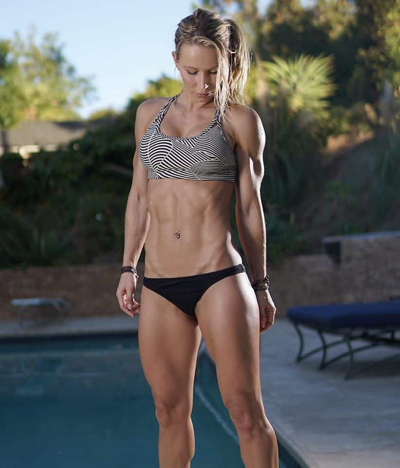 models Perfect female fitness