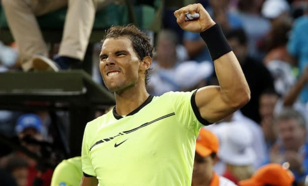 Tennis: Miami Open Rafael Nadal