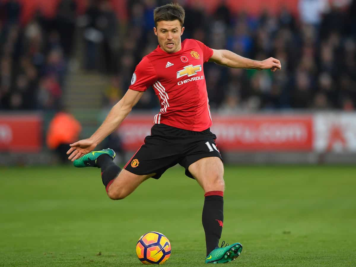 Michael Carrick says he will strongly consider retiring