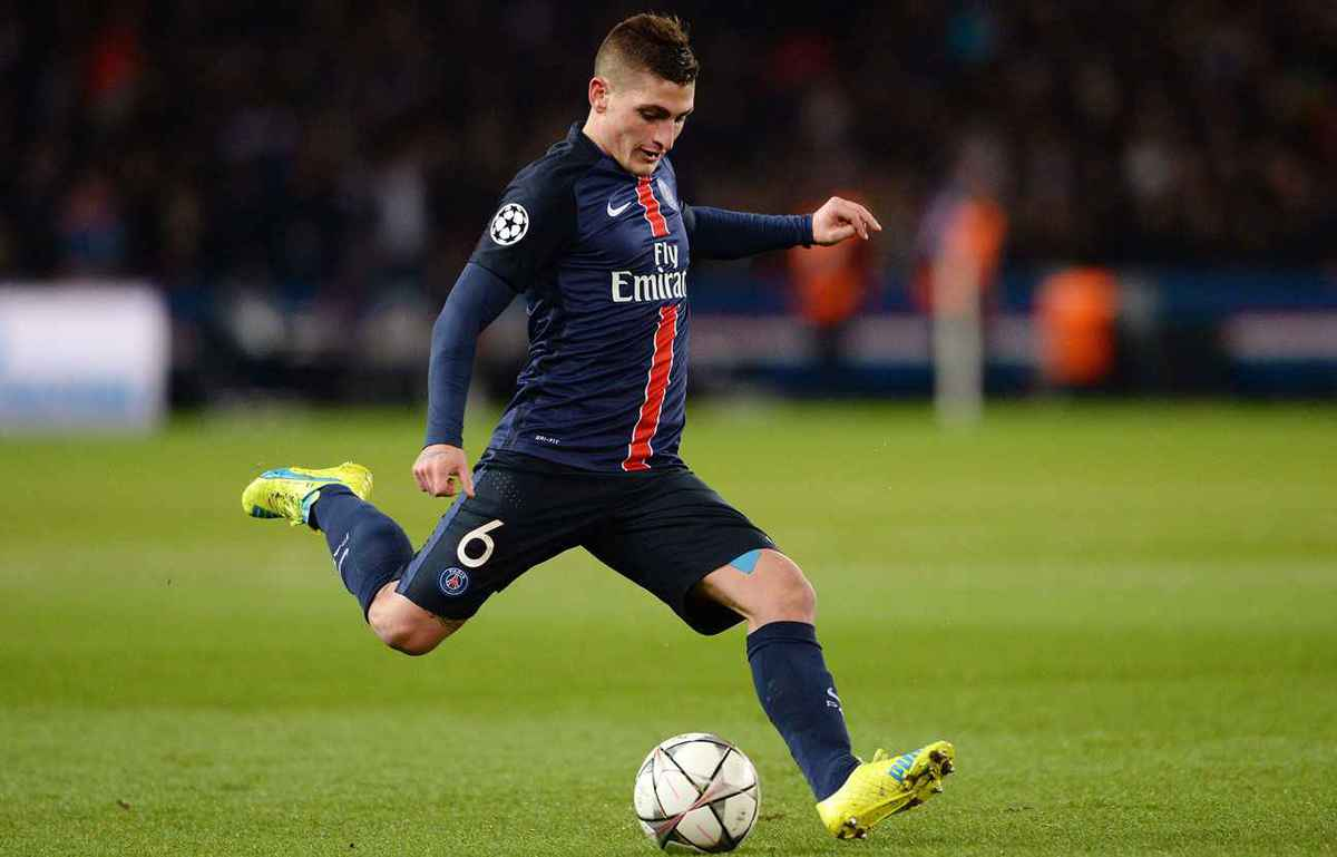 Juventus and Barcelona are among five clubs in the race to sign Verratti