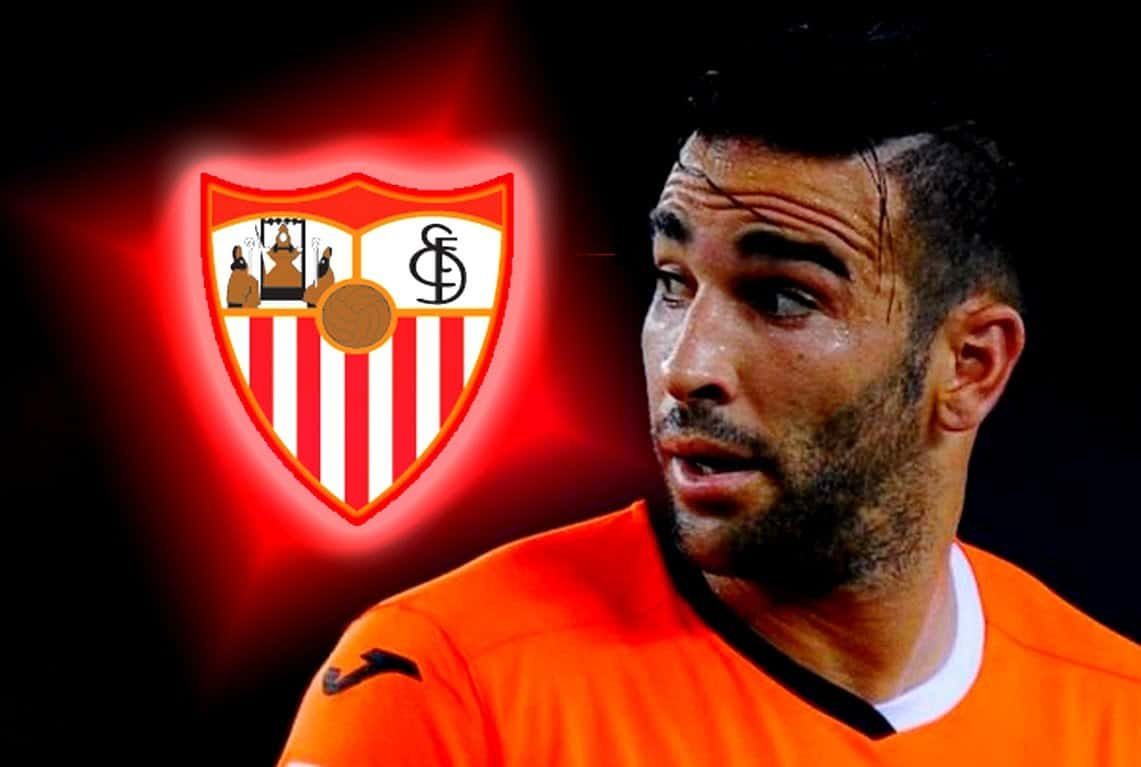 Sevilla fullback Adil Rami says they're confident facing Champions League opponents Leicester