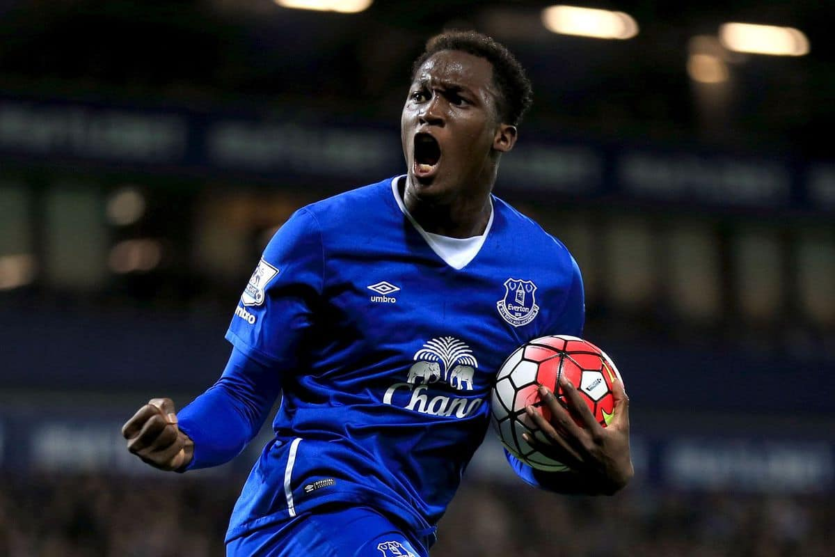 Juventus are chasing Everton attacker