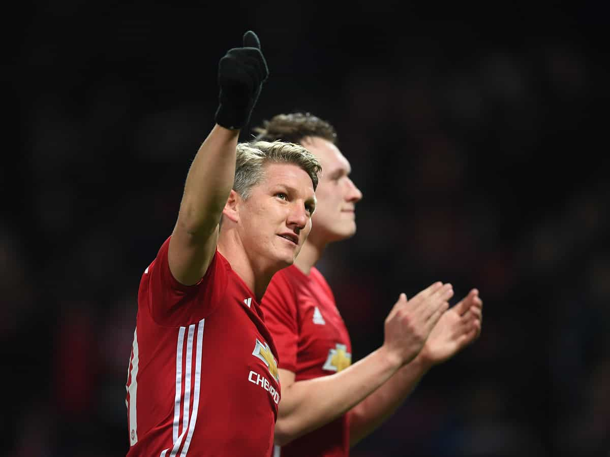 "Schweinsteiger feels ""sad to leave"" Manchester United"